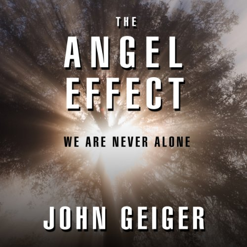 The Angel Effect audiobook cover art