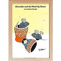 (アートフレーム) LeoLionni レオ・レオニ Alexander and the Wind-UP Mouse