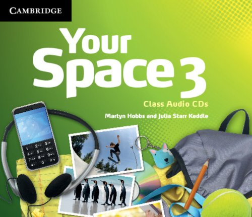 Your Space Level 3 Class Audio CDs (3) [Audio]
