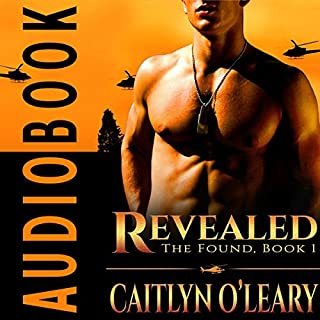 Revealed     The Found, Book 1              By:                                                                                                                                 Caitlyn O'Leary                               Narrated by:                                                                                                                                 Paul Woodson                      Length: 7 hrs and 16 mins     17 ratings     Overall 4.3