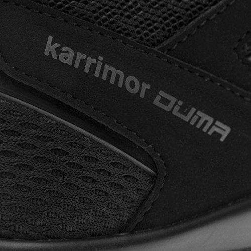 Karrimor Kids Duma Running Shoes Black/Black UK 6 (39)