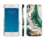 iDeal of Sweden IDFCAW18-I7-98 iPhone 8/7/6S/6 Golden Jade Marble