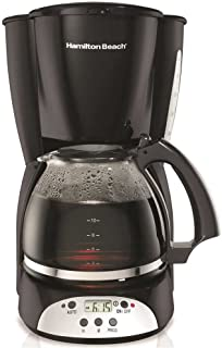 Hamilton Beach 49465R 12 Cup Digital Programmable Coffeemaker
