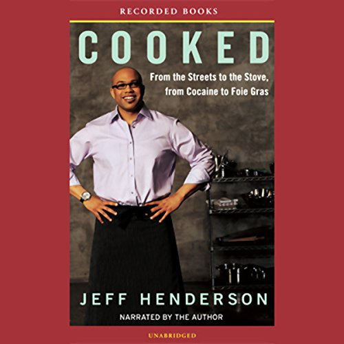 Cooked audiobook cover art