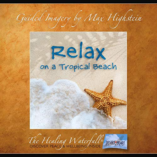 Relax on a Tropical Beach audiobook cover art