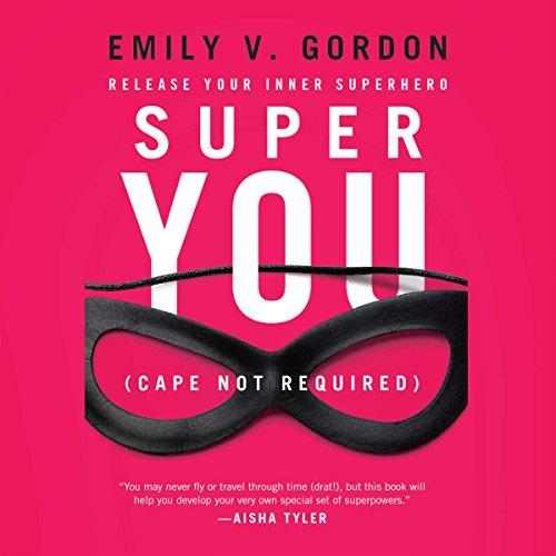 Super You audiobook cover art