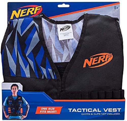 Toy Partner NER0157 Ducati NERF Chaleco Tactical, Color Vest (Jazwares