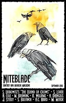 The Island of Crows (Niteblade Magazine Book 33) by [Marge Simon, Rhonda Parrish, Alexandra Seidel]