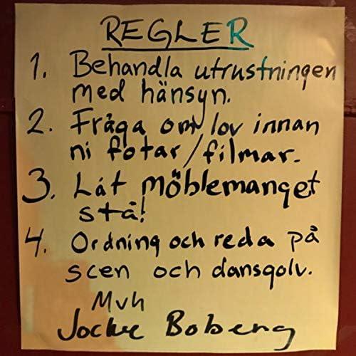 Jocke Boberg