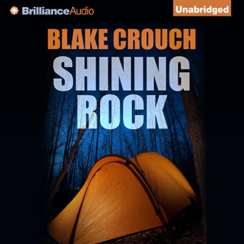 Shining Rock audiobook cover art