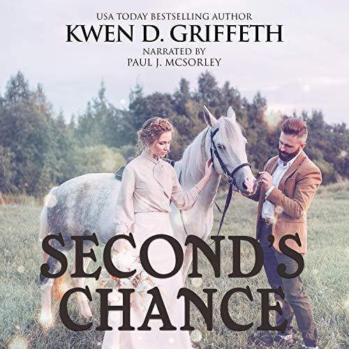 Second's Chance Audiobook By Kwen D. Griffeth cover art