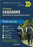 Concours Gendarme - Sous-officier de gendarmerie externe - 2021/2022- Tout-en-un - Tout-en-un (2021-2022)