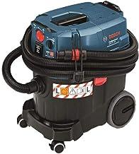 Odkurzacz do pracy na sucho i mokro GAS 35 L AFC Bosch Professional (1 filtr płaski fałdowany, celulozowy, dysza do fug, w...
