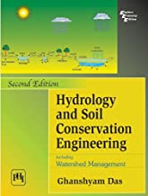 Hydrology and Soil Conservation Engineering including Watershed Management