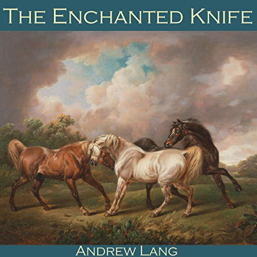Page de couverture de The Enchanted Knife