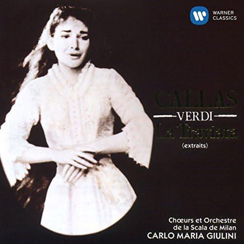 Maria Callas, Carlo Maria Giulini, Coro e Orchestra del Teatro alla Scala, Milano, Giuseppe di Stefano & Ettore Bastianini