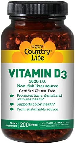 Up to 20% off Country Life Supplements