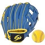 GP (ジーピー) 野球グローブ 子供用 9インチ 右投げ 柔らかボール付き 36482