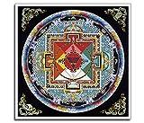 Tibet Thangka Kunstgemälde Gedruckte Kunstdrucke Große