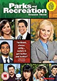 Parks & Recreation Season Three (UK Release) by Amy Poehler(2013-07-15)
