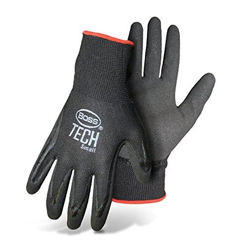 Boss 7820XL Extra-Large Black Boss Tech Premium Gloves