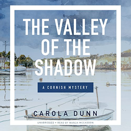 The Valley of the Shadow audiobook cover art