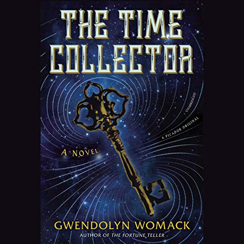 The Time Collector audiobook cover art