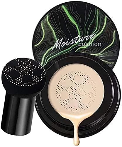 Flawless Mushroom Head Air Cushion CC Cream Concealer BB Foundation Moisturizing (1#+2#)