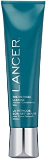The Method: Cleanse Normal-Combination Skin, 4.05 FL OZ, Dr. Lancer Dermatology Skincare, 3-Month Supply, For Daily Use, Cleanse Impurities, 3-Step Routine