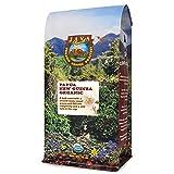 Java Planet, Organic Coffee Beans, Papua New Guinea Single Origin, Gourmet Dark Roast of Arabica Whole Bean Coffee, Certified Organic, Grown at High Altitudes , 1 LB bag