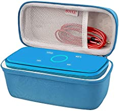 BOVKE Case for SoundBox Touch Wireless Bluetooth V4.0 Portable Speaker Protective Hard EVA Travel Shockproof Carrying Case Cover Storage Pouch Bag, Blue