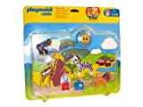 PLAYMOBIL 6745 - Puzzle Animales Salvajes