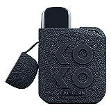 KKmod Silicone Cover for Uwell Koko2 Case, Uwell Caliburn Koko 2 Protective Rubber Sleeve Skin Shield (Black)