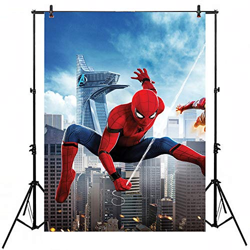 vinilo spiderman fabricante Change 1st