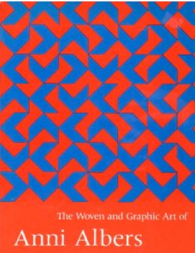 Compare Textbook Prices for Woven and Graphic Art of Anni Albers First Edition Edition ISBN 9780874749779 by Anni Albers,Lloyd E. Herman