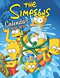 The Simpsons: 18Months/ 2021-2022 calendar 8.5 x 11 glossy paper