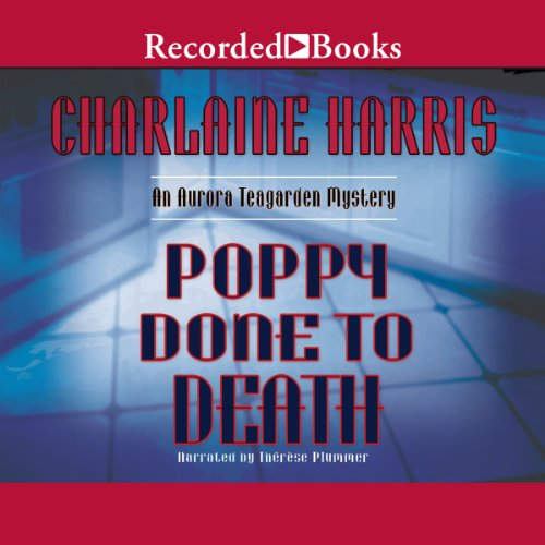 Poppy Done to Death audiobook cover art