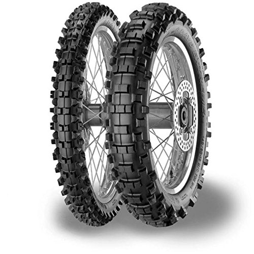 COPPIA PNEUMATICI GOMME MCE 6 DAYS EXTREME 90/90-21 54M + 140/80-18 70M