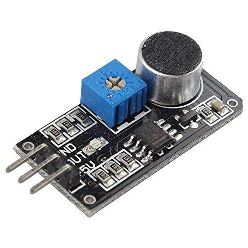 Bewegungsmelder Sensor Sound-akustisches LM393Mikrofon-Modul für Arduino