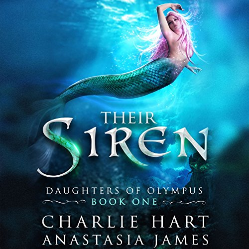 Their Siren audiobook cover art