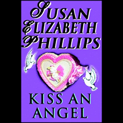 Kiss an Angel audiobook cover art