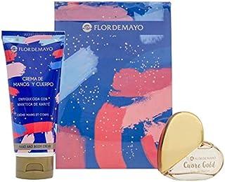 Flor de Mayo Set de Regalo Belleza Beauty Fantasy Set Colonia Eau de Parfum + Crema de Manos y Cuerpo Perfumada Beauty F...