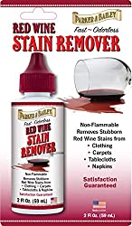 The Best Budget Red Wine Stain Remover – Parker & Bailey