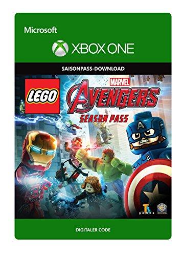 LEGO Marvel's Avengers: Season Pass [Spielerweiterung] [Xbox One - Download Code]