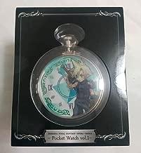 Final Fantasy Dissidia Opera Omnia Pocket Watch Cloud Strife Square Enix TAITO
