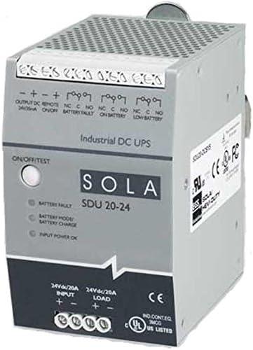 SOLA HEVI DUTY SDU 20-24 UPS, 30V, 480VA