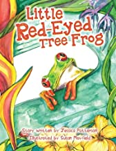 The Little Red-Eyed Tree Frog