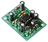 Velleman K1803-VP Universal Mono Pre-Amplifier Kit, Developed As Pre-Module for A Number of Audio Applications