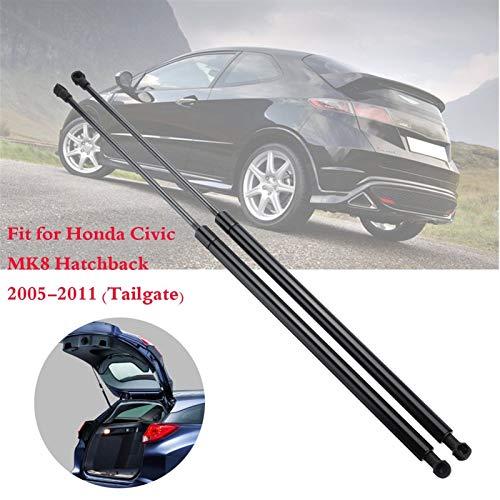 Amortiguadores de gas Para Honda Civic Mk8 Hatchback 2005 2006 2007 - 2011 2pcs Tronco Trasero Trasero De La Puerta De Trasera Gas Resorte Spring Lift Strut Struts Barra De Soporte Muelle Neumático Ba