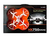 HX 750 Drone Quadcopter Without Camera for Kids (Black)